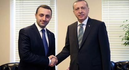 Էրդողանը կողմ է արտահայտվել Թուրքիա-Վրաստան-Ադրբեջան եռակողմ ձևաչափի գործունեության ակտիվացմանը` նախագահների մակարդակով   |tert.am|