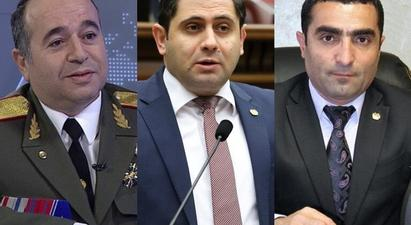 Արշակ Կարապետյանը՝ պաշտպանության նախարար, Սուրեն Պապիկյանը՝ փոխվարչապետ, Ռոմանոս Պետրոսյանը՝ շրջակա միջավայրի նախարար․ վարչապետը առաջարկներ է ներկայացրել նախագահին |tert.am|
