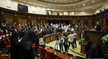 Հայտնի են ԱԺ հաշվիչ հանձնախմբի անդամների անունները |armenpress.am|