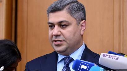 Վանեցյանն անթույլատրելի է համարում խորհրդարանի շենքում լրագրողների տեղարշարժի սահմանափակումը |armenpress.am|