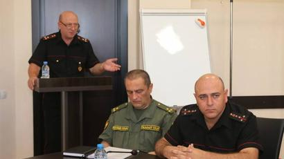 ԶՈՒ ԳՇ զորքերի ծառայության վարչության պետն անցկացրել է զորքերի ծառայության բարելավմանն ուղղված հավաք-խորհրդակցություն