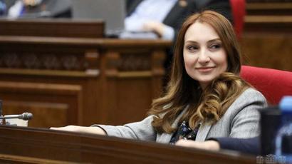 Լիլիթ Մակունցը նշանակվել է ԱՄՆ-ում ՀՀ դեսպան