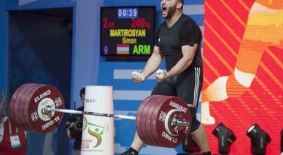 Տոկիո-2020․ Սիմոն Մարտիրոսյանը՝ արծաթե մեդալակիր  armsport.am 