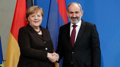 Գերմանիան պատրաստ է այսուհետև ևս ուղեկցել Հայաստանին բարեփոխումների ճանապարհին. Անգելա Մերկելի շնորհավորական ուղերձը՝ Նիկոլ Փաշինյանին |1lurer.am|