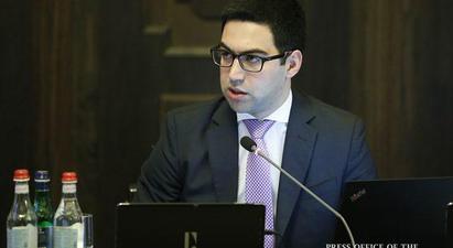 Ռուստամ Բադասյանը նշանակվել է ՊԵԿ նախագահ