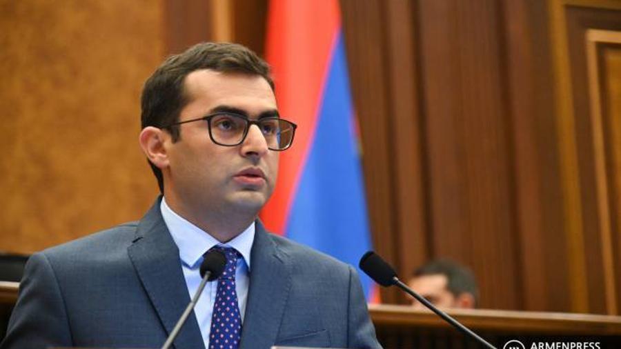 Հակոբ Արշակյանն ընտրվեց ԱԺ փոխնախագահ  armenpress.am 