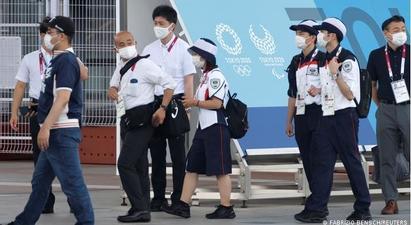 Օլիմպիական խաղերի ժամանակ ավելի քան 300 մարդ է վարակվել կորոնավիրուսով  factor.am 