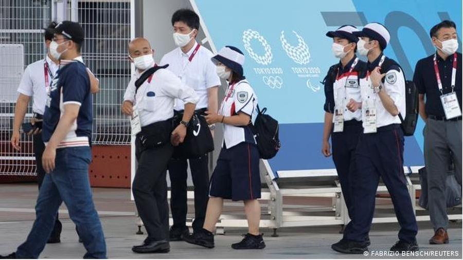 Օլիմպիական խաղերի ժամանակ ավելի քան 300 մարդ է վարակվել կորոնավիրուսով |factor.am|