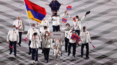 Տոկիո-2020. Խաղերի փակման արարողությանը Հայաստանի դրոշակակիրը կլինի Հովհաննես Բաչկովը |armenpress.am|