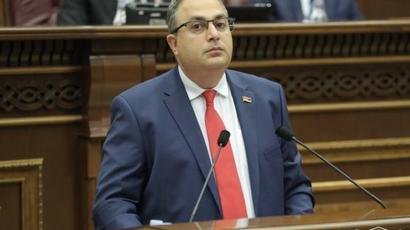 ՔՊ-ն պետաիրավական հարցերի մշտական հանձնաժողովի նախագահի թեկնածու է առաջադրել Վլադիմիր Վարդանյանին |armenpress.am|