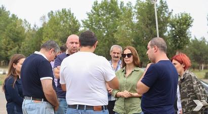 «Հայաստան» խմբակցության պատգամավորները այցելել են Տավուշի մարզի սահմանամերձ գյուղեր