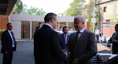 ՀԱՊԿ գլխավոր քարտուղարն ԱԽ գրասենյակի ղեկավարի հետ քննարկել է հայ-ադրբեջանական սահմանին տիրող իրավիճակը