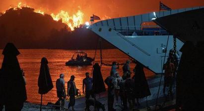 Հունաստանը ՌԴ-ին խնդրել է հրդեհների մարման համար համապատասխան տեխնիկա տրամադրել |armenpress.am|