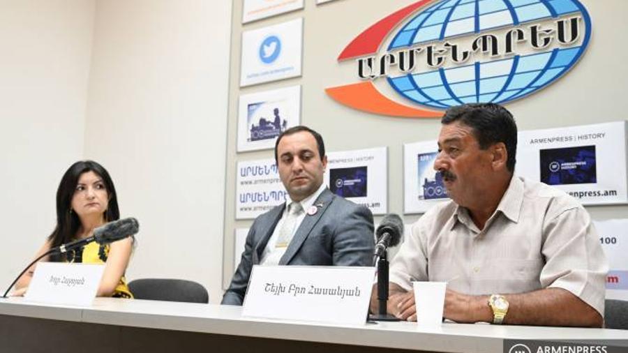 Արդարության սպասելով. Եզդիները ցեղասպանության հարցով պատրաստվում են դիմել միջազգային դատարան |armenpress.am|