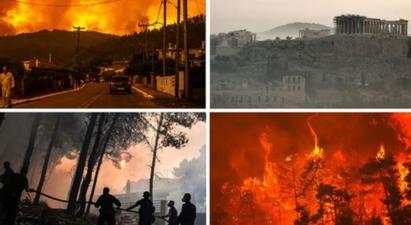 Հունաստանի վարչապետը հայտնել է վերջին մի քանի օրում երկրում մոտ 600 հրդեհի մասին |tert.am|