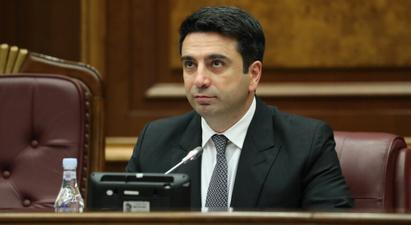 «Հայաստան» և «Պատիվ ունեմ» խմբակցությունները դիմել են ՍԴ՝ վիճարկելով Ալեն Սիմոնյանին ԱԺ նախագահ ընտրելու որոշման սահմանադրականությունը
