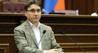 Հայաստանը հյուսիս-հարավ հաղորդակցման միջանցքին մաս դառնալու պատմական հնարավորություն ունի. Արմեն Գևորգյան  armenpress.am 