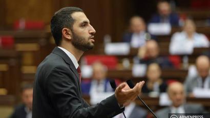 Հայաստանը հոկտեմբերի 19-ին համաձայն է եղել կանգնեցնել պատերազմը, սակայն Ադրբեջանը նոր նախապայման է առաջ քաշել. Ռուբինյան |armenpress.am|