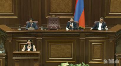 Չեմ կարող կրել պատասխանատվություն անտեղյակության համար․ Թագուհի Թովմասյանը՝ իշխող խմբակցության անդամ եղած ժամանակաշրջանի մասին