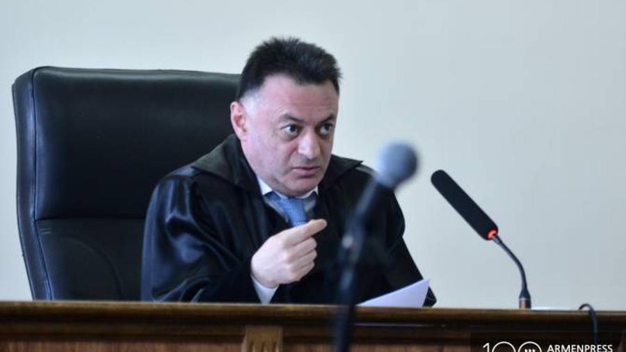 ԲԴԽ-ն մերժեց Դավիթ Գրիգորյանին պատասխանատվության ենթարկելու միջնորդությունը  armenpress.am 