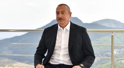 Ալիևը հայտարարել է, որ «Զանգեզուրի միջանցքը բացելու արդյունքում ադրբեջանցիները կվերադառնան «նախնիների երկիր»» |tert.am|