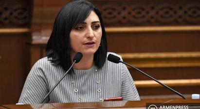 Թովմասյանն Ադրբեջանի վայրագությունների առնչությամբ ակնկալում է միջազգային հանրության կողմից գործուն քայլեր  |armenpress.am|