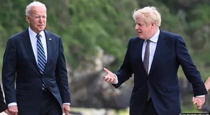Բայդենը և Ջոնսոնն անհրաժեշտ են համարում Աֆղանստանի հարցով Մեծ յոթնյակի հանդիպումը |azatutyun.am|