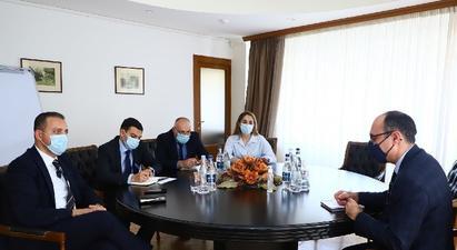 Վահան Քերոբյանը և ԱՄՀ տարածաշրջանային ներկայացուցիչը քննարկել են Հայաստանի տնտեսության զարգացման ուղղությունները