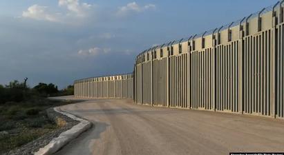 Հունաստանն ավարտել է Թուրքիայի հետ սահմանին պաշտպանիչ պատի կառուցումը  |azatutyun.am|