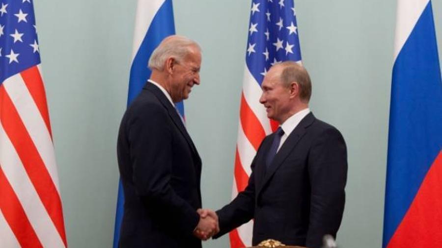 Պուտինը եւ Բայդենը քննարկել են Աֆղանստանից ԱՄՆ-ի զորքերի դուրսբերումը. Պեսկով |armenpress.am|