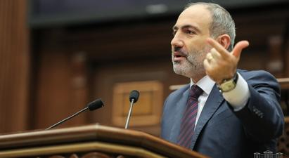 Ասում են՝ Արցախի տարածքների 70%-ը կորսվել է․ ձեր հիշատակած 70%-ի 80%-ը դուք ընդունել եք որպես Ադրբեջանի անբաժանելի մաս․ Փաշինյանի պատասխանը՝ Տ․ Աբրահամյանի հարցին