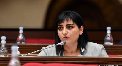 Թագուհի Թովմասյանն Ադրբեջանի քայլերի հետևանքով Սյունիքում մարդու իրավունքների խախտումների հարցով դիմել է միջազգային կառույցներին