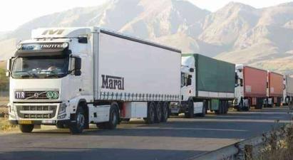 Կապան-Գորիս ճանապարհի փակ լինելու պատճառով իրանական բեռնատարներն ունեն Երևան հասնելու հետ կապված խնդիր  armenpress.am 