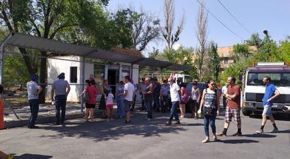 «Ֆիզգոռոդոկում» ոստիկանները բերման են ենթարկել բնակիչներից Հայկ Հարությունյանին