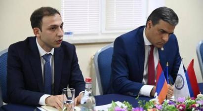 Արման Թաթոյանն ու Գեղամ Ստեփանյանը կհրավիրվեն ՀՀ ԱԺ մարդու իրավունքների պաշտպանության և հանրային հարցերի հանձնաժողով |armenpress.am|