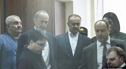 Դատախազը միջնորդեց բեկանել Քոչարյանին և մյուսներին արդարացնելու որոշումը  armenpress.am 