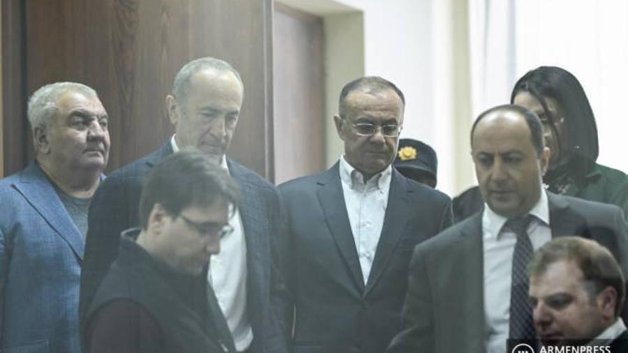 Դատախազը միջնորդեց բեկանել Քոչարյանին և մյուսներին արդարացնելու որոշումը |armenpress.am|