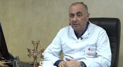 Թագուհի Թովմասյանն այցելել է Արմեն Չարչյանին․ նա սուր նախաինֆարկտային վիճակով՝ Վարդաշեն ՔԿՀ-ից տեղափոխվել էր հիվանդանոց