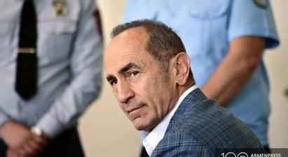 Ռոբերտ Քոչարյանի գործով դատական նիստը հետաձգվեց էլեկտրամատակարարման բացակայության պատճառով  armenpress.am 