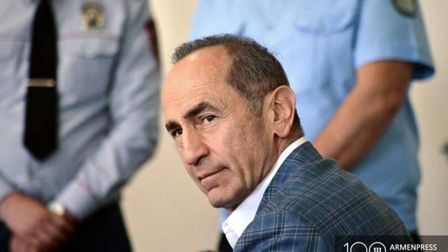 Ռոբերտ Քոչարյանի գործով դատական նիստը հետաձգվեց էլեկտրամատակարարման բացակայության պատճառով |armenpress.am|