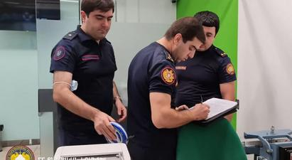 «Երևան Մոլ» առևտրի կենտրոնում ավազակային հարձակում իրականացրած անձը զինված է եղել գազային ատրճանակով և մեկ կրակոց է արձակել․ ՔԿ-ն նոր մանրամասներ է հայտնում