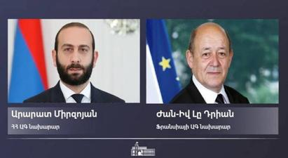 Ֆրանսիան կշարունակի օժանդակել Հայաստանին ԼՂ հակամարտության հետևանքները հաղթահարելու գործում. Լը Դրիան