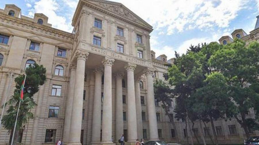 Ադրբեջանի ԱԳՆ-ն բողոքի նոտա է հղել ՌԴ-ին՝ կառավարական կայքում Լեռնային Ղարաբաղի Հանրապետություն եզրույթը օգտագործելու համար |tert.am|