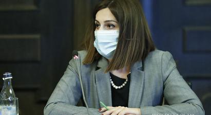 Հոկտեմբերի 1-ից գործատուն պետք է պահանջի ՊՇՌ թեստի պատասխանը․ Նախարար |panarmenian.net|