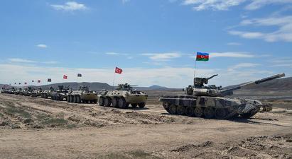 Թուրք-ադրբեջանական զորավարժությունների անցկացումը գնահատում ենք որպես դեէսկալացիային միտված քայլերին վնասող գործողություն. ՀՀ ԱԳՆ |armeniasputnik.am|