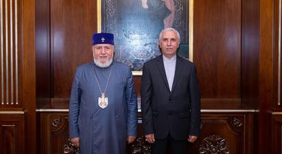 Իրանի համար շատ կարևոր է, ի դեմս Հայաստանի, ունենալ հզոր և տնտեսապես զարգացած հարևանի. ՀՀ-ում Իրանի դեսպան