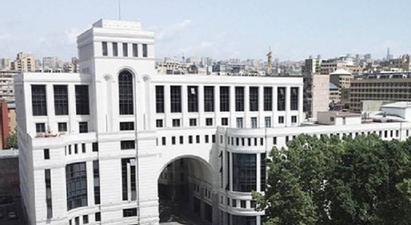 Վարչապետի որոշմամբ Վահե Գևորգյանը նշանակվել է ԱԳ նախարարի տեղակալ
