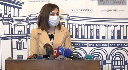 Ամեն ինչ արվում է Սահմանադրության, Հայաստանի օրենքների շրջանակում․որևէ խնդիր չունենք. Անահիտ Ավանեսյանը՝ պատվաստման նոր կարգի մասին