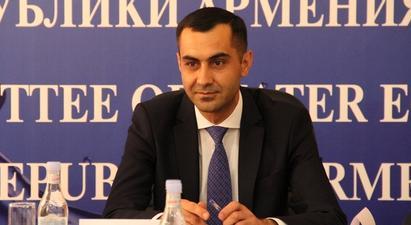 Կարեն Սարգսյանը նշանակվել է Գեղարքունիքի մարզպետ