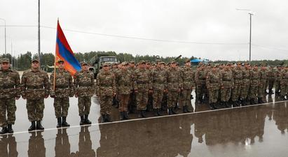 ՌԴ-ում տեղի է  ունեցել «Արևմուտք 2021» ռազմավարական զորավարժության բացման հանդիսավոր արարողությունը, որին մասնակցում է նաև Հայաստանի զորախումբը